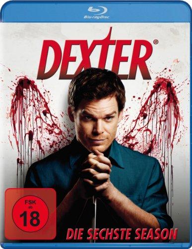 Dexter Staffel 6 [Blu-ray]