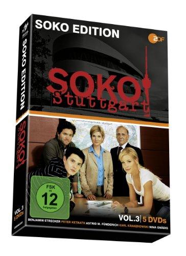 SOKO Stuttgart Vol. 3 (5 DVDs)