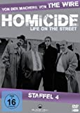 Homicide - Life on the Street, Staffel 4 (3 DVDs)