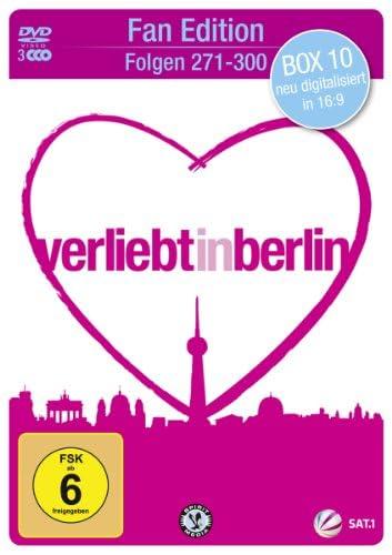 Verliebt in Berlin Fan Edition Box 10: Folgen 271-300 (3 DVDs)