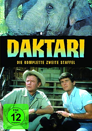 Daktari Staffel 2 (6 DVDs)