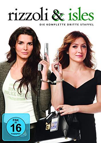 Rizzoli & Isles Staffel 3 (3 DVDs)