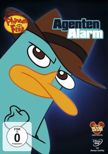 Phineas und Ferb: Agenten-Alarm