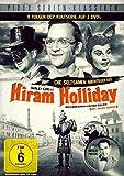 Die seltsamen Abenteuer des Hiram Holliday (2 DVDs)