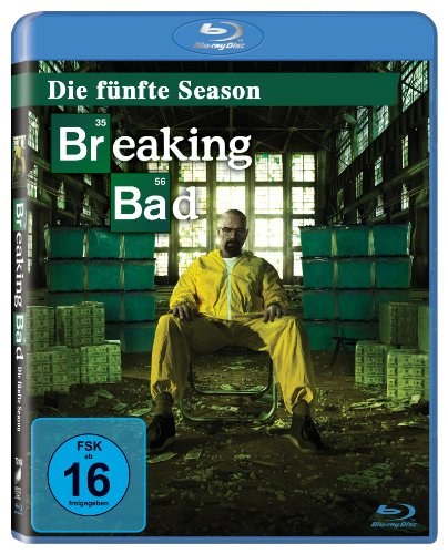 Breaking Bad Season 5, Teil 1 [Blu-ray]