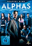 Alphas - Staffel 1 (3 DVDs)
