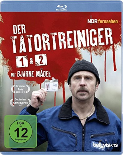 Der Tatortreiniger Staffel 1+2 (Folge 1-9 + Bonus-DVD) [Blu-ray]