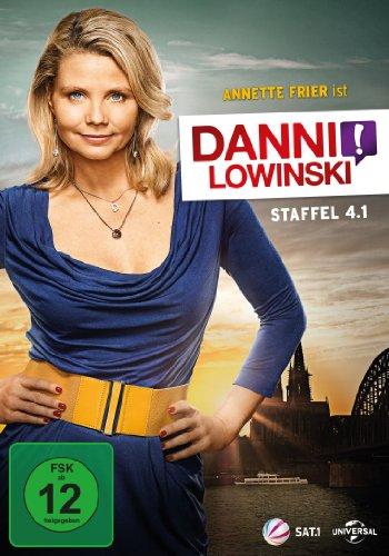 Danni Lowinski Staffel 4.1 (2 DVDs)