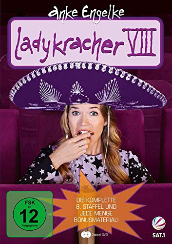 Ladykracher, Staffel 8 (2 DVDs)