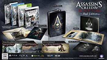 Assassin's Creed 4: Black Flag - The Skull Edition