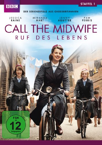 Call the Midwife - Ruf des Lebens Staffel 1 (2 DVDs)