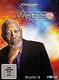 Mysterien des Weltalls - Mit Morgan Freeman: Staffel 3 (2 DVDs)