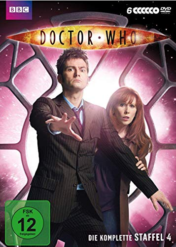 Doctor Who Staffel 4 (6 DVDs)