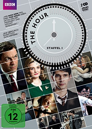 The Hour Staffel 1 (2 DVDs)