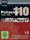Polizeiruf 110 - Box 12: 1984-1985 (DDR TV-Archiv) (4 DVDs)