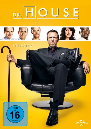 Dr. House Season 7 (6 DVDs)