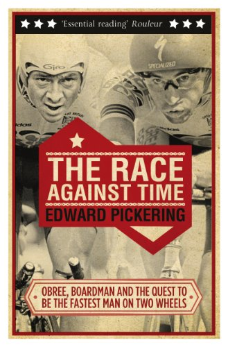 The Race Against Time — Edward Pickering