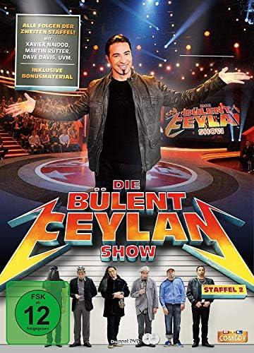 Bülent Ceylan - Die Bülent Ceylan-Show: Staffel 2 (2 DVDs)