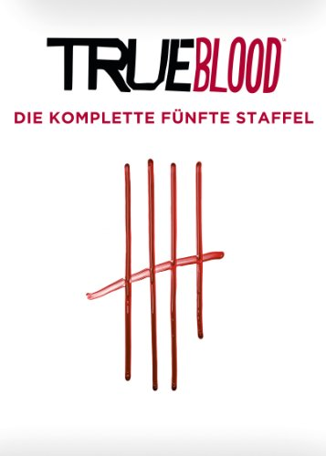 True Blood Staffel 5 (5 DVDs)