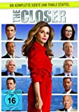 The Closer - Staffel 7 (5 DVDs)