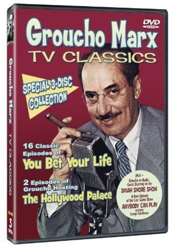Groucho Marx TV Classics (3 DVDs) [RC1]