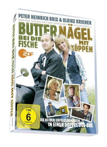 Butter bei die Fische  /  Nägel mit Köppen 2 DVDs