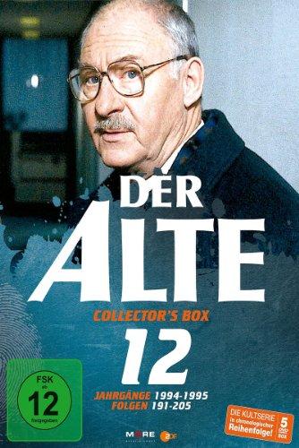 Der Alte Collector's Box Vol.12, Folge 191-205 (5 DVDs)