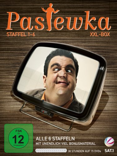 Pastewka Staffel 1-6 (15 DVDs)