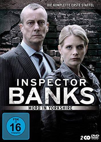 Inspector Banks Staffel 1 (2 DVDs)