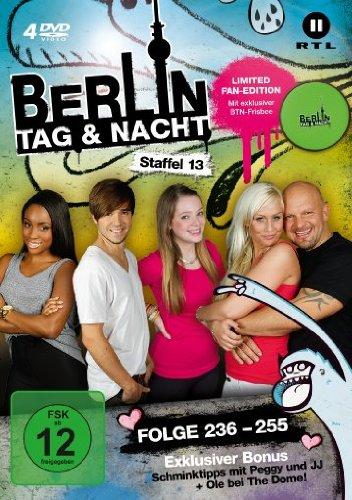 Berlin - Tag & Nacht, Vol. 13: Folgen 236-255 (Fan Edition) (4 DVDs)