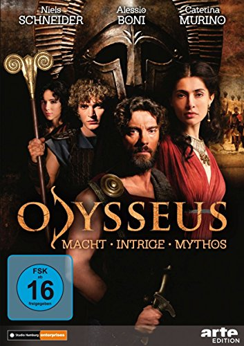 Odysseus - Macht. Intrige. Mythos. 4 DVDs
