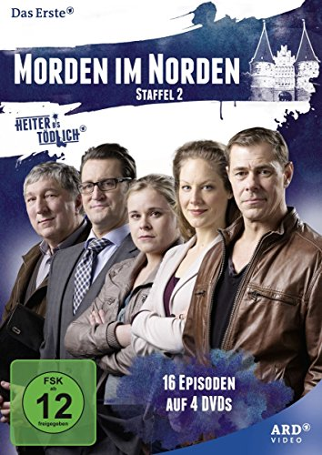 Morden im Norden Staffel 2 (4 DVDs)
