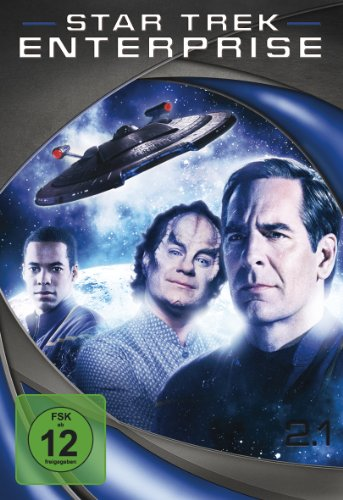 Star Trek - Enterprise: Season 2, Vol. 1 (3 DVDs)