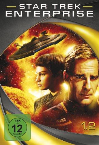 Star Trek - Enterprise: Season 1, Vol. 2 (4 DVDs)