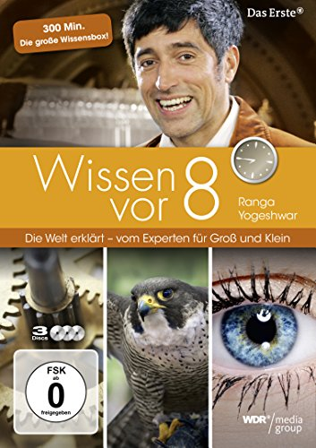 Wissen vor 8 Die große Wissensbox (3 DVDs)