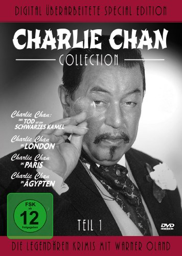 Charlie Chan Collection - Volume 1 (Special Edition) (4 DVDs)