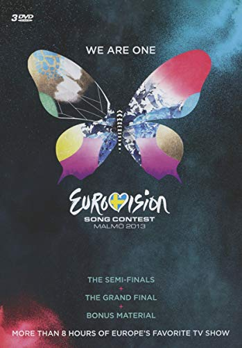 Eurovision Song Contest 2013 (3 DVDs)