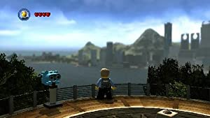 Screenshot: LEGO City Undercover