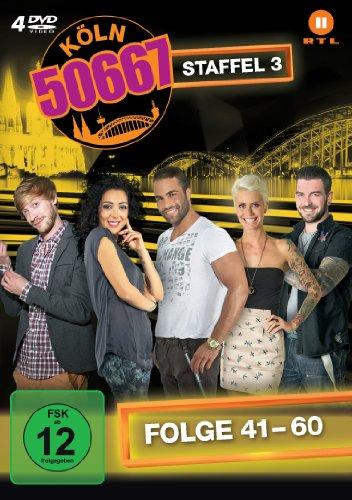 Köln 50667, Vol. 3: Folge 41-60 (4 DVDs)