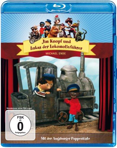 Jim Knopf und Lukas der Lokomotivführer Blu-ray
