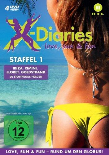 X-Diaries