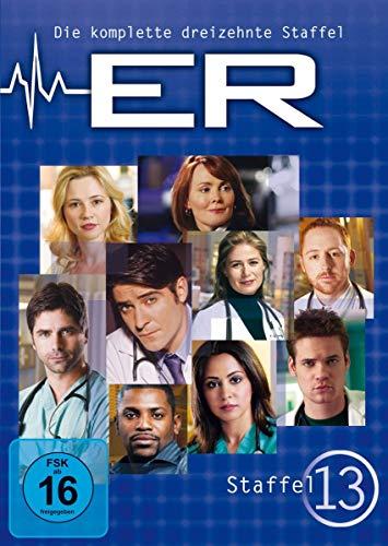 E.R. - Emergency Room Staffel 13 (6 DVDs)