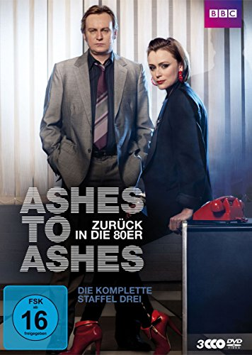 Ashes to Ashes: Zurück in die 80er Staffel 3 (3 DVDs)
