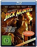 Jack Hunter - Auf der Jagd nach dem verlorenen Schatz [Blu-ray]