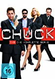 Chuck - Komplettbox (exklusiv bei Amazon.de) (23 DVDs)
