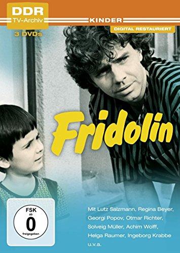 Fridolin (DDR-TV-Archiv) (3 DVDs)