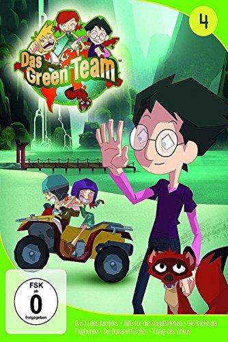 Das Green Team,