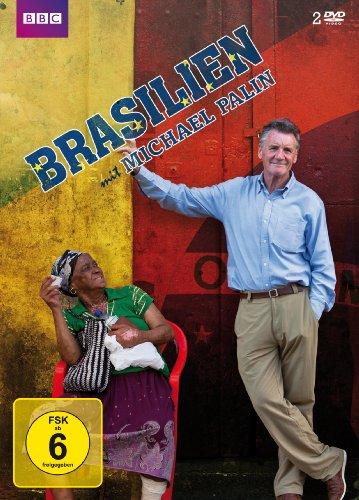 Michael Palin: Brasilien (2 DVDs)