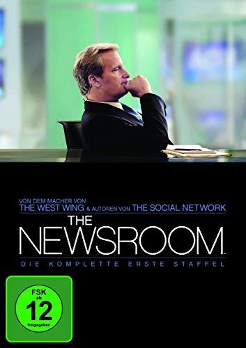 The Newsroom Staffel 1 (4 DVDs)