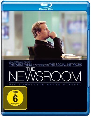 The Newsroom Staffel 1 [Blu-ray]